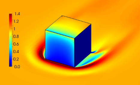 Wind-driven rain solver for OpenFOAM – Chair of Building